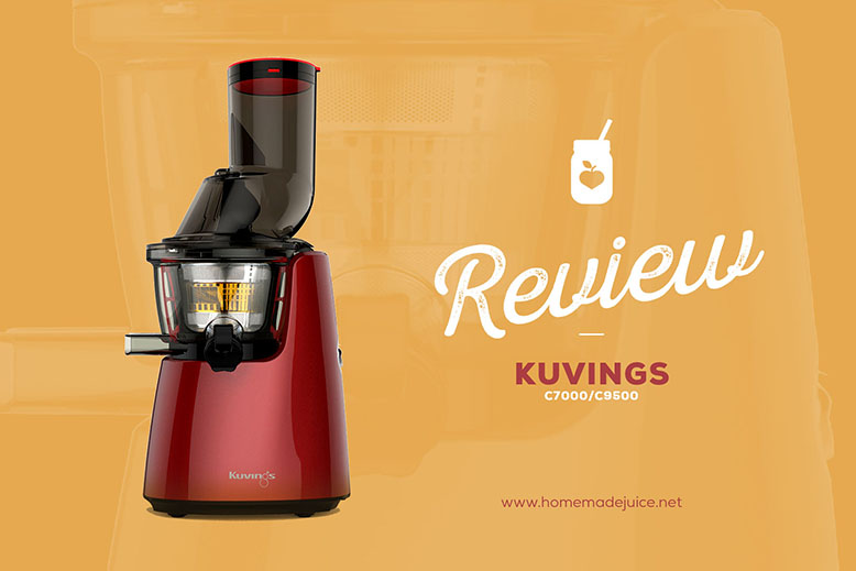 kuvings whole juicer review