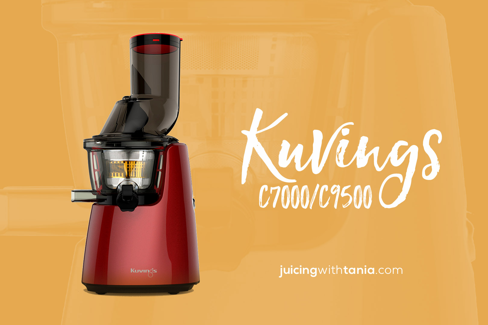 Kuvings Slow Juicer review