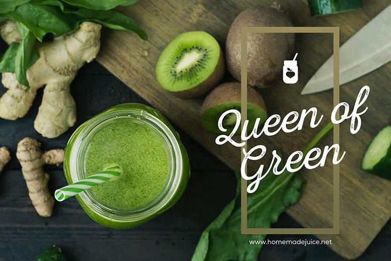 healthy green recipe
