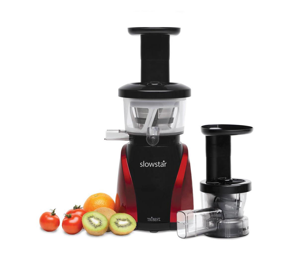 Slow Juicer Vertikal Horizontal : Tribest Slowstar Juicer Review. Is this Tribest juicer the best juicer to buy?