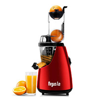 argus le masticating slow wide feed juicer