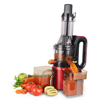 cusimax slow juicer red