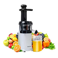 secura slow juicer white