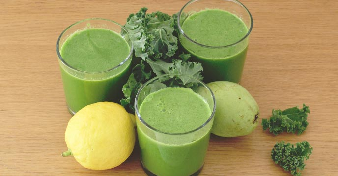 Healthy Green Juice Recipe - Green Gorgeousness
