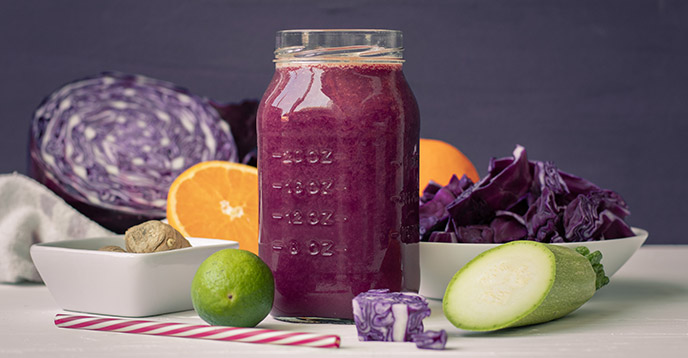 Ruby Remedy Juice Recipe - JuicingWithTania.com