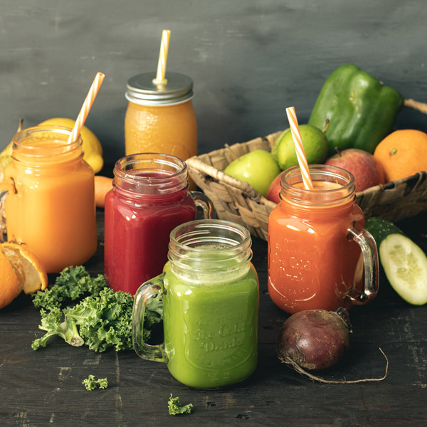 Juicing with Tania - Juices