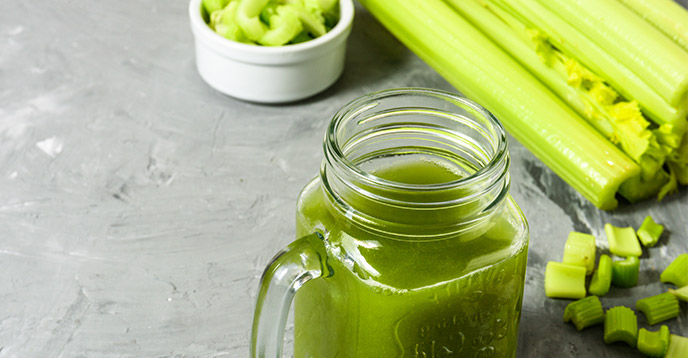 my top 3 juicing recipes with celery - juicingwithtania.com