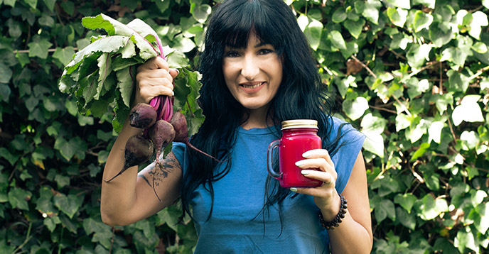 Juice Recipes with Beets